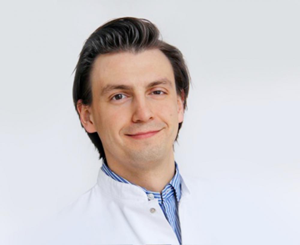 Dr. med. Alexander Goedel (z.Zt im Ausland)